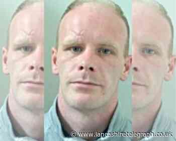 Burnley man wanted for string of offences
