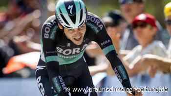 Radsport: Buchmann will deutsche Giro-Misere beenden - Ziel Podium