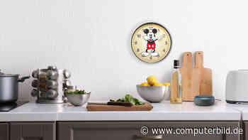 Echo Wall Clock: Amazon bringt Micky-Maus-Uhr