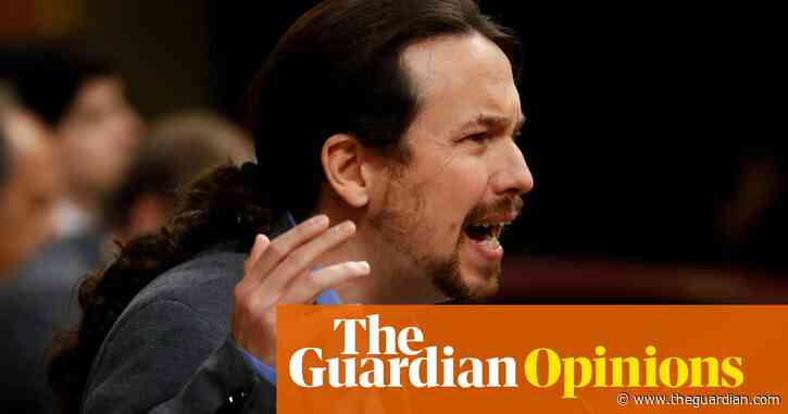 Despite his early exit, Pablo Iglesias radically reshaped Spanish politics | Giles Tremlett