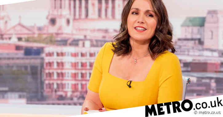 Susanna Reid assures sons they are 'not illegitimate' as she defends not getting married as 'a personal choice'