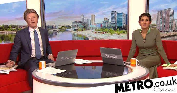 BBC Breakfast: Where are presenters Naga Munchetty and Charlie Stayt?