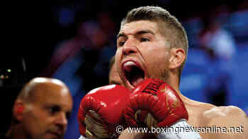 Liam Smith takes a risk, but it could well pay off