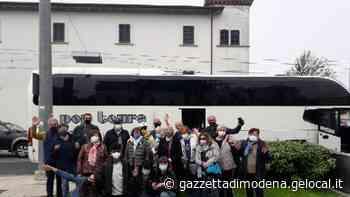 Bomporto, l'iniziativa. Una gita al buio per riscoprire la gioia di viaggiare - La Gazzetta di Modena