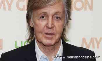 Paul McCartney shares heartbreaking tribute following devastating news - HELLO!