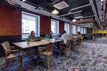 Now Connected installe 1 400 m2 de bureaux à La Garenne Colombes - Immoweek