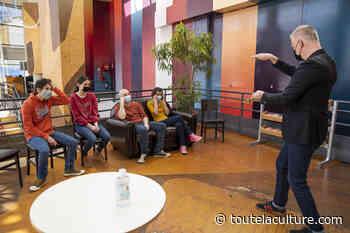 Click and Collect artistique à Colombes - Toutelaculture - Toutelaculture