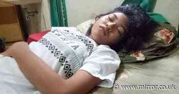 'Real-life Sleeping Beauty', 17, spends weeks on end asleep without waking up