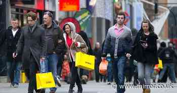 UK economy set to grow at fastest rate since WW2 this year as restrictions end