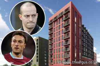 Bobby Zamora and Mark Noble's Portslade flat plan rejected