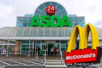 New McDonald's to open near Asda in Hollingbury next month