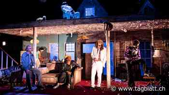 Er spielt wie Louis Armstrong: Das Theater Konstanz zeigt eine wilde Traumreise ins Herz des Jazz - St.Galler Tagblatt