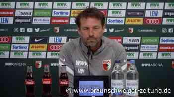 Kurios: Weinzierls Start beim FCA gegen Ex-Klub