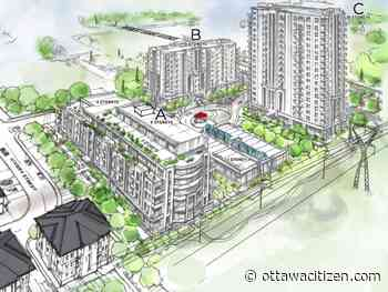 It could be Stittsville's turn to absorb residential density thanks to proposed 18-storey complex - Ottawa Citizen