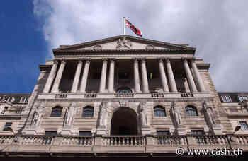 Geldpolitik - Britische Notenbank verlangsamt Anleihekäufe