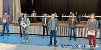 Die konstitutionelle Sitzung in Lohra - Oberhessische Presse