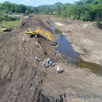 Inician la adecuación del río Maguá y de varias cañadas en Hato Mayor - El Nuevo Diario (República Dominicana)