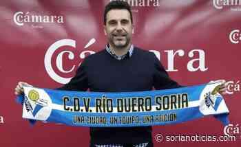"""Alberto Toribio: """"Vamos a trabajar para que vuelvan los días de gloria a Soria"""" - Soria Noticias"""