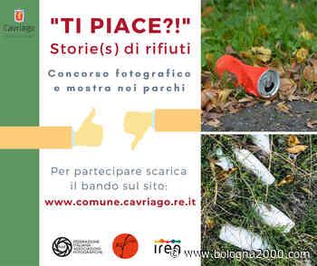 """""""Ti piace?"""" – Storie(s) di rifiuti: a Cavriago al via un concorso fotografico per educare alla cura dell'ambiente - Bologna 2000"""