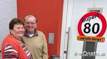 Um Teunz verdient gemacht: Reinhold Schindler feiert 80. Geburtstag - Onetz.de