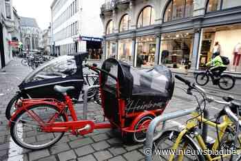 Gent wordt écht steeds meer een bakfietsstad: drie keer zoveel bakfietsen geteld
