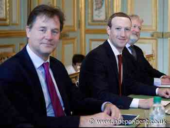 Nick Clegg's key role in Trump's Facebook ban