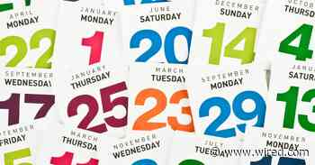 Here's a Calendar Trick to Ease Post-Pandemic Reentry