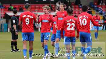Dagenham make it five in a row as they seal comfortable win over Woking - Barking and Dagenham Post