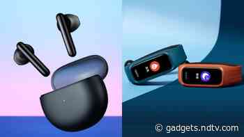 Oppo Enco Air TWS Earphones, Oppo Band Vitality Edition Launched: All the details