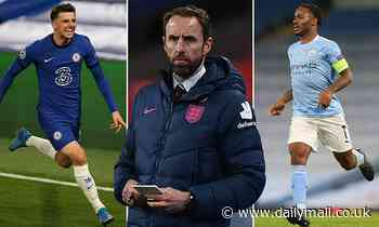 Gareth Southgate set to be without 12 players for England's pre-Euro 2020 warm-up games