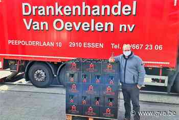 Essens burgemeester Van Tichelt krijgt eigen bier - Gazet van Antwerpen