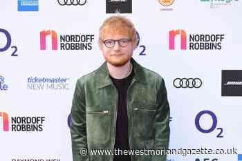 Ed Sheeran announced as shirt sponsor for Ipswich Town football club