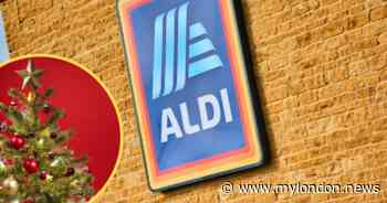 Aldi bringing Christmas food back for families who couldn't get together for celebrations - MyLondon