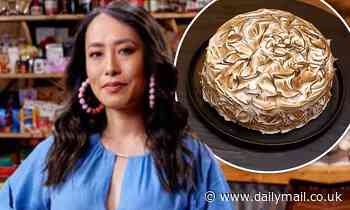 Melissa Leong says celebrating food is more important than watching your waistline - Daily Mail
