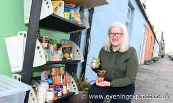 Community-run food bank in Aberdeen ransacked in the middle of the night - Aberdeen Evening Express