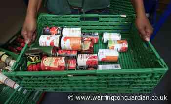 Rise in Warrington children getting food hampers in pandemic - Warrington Guardian