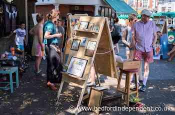 Antiques, affordable art and artisan food: Bedford Flea is back - Bedford Independent