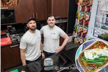 Crolla brothers launch Edinburgh food prep and delivery | HeraldScotland - HeraldScotland