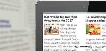 IGD brings industry together to tackle food surplus redistribution - IGD