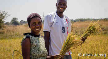 Young people key to transforming world's food systems - UN News