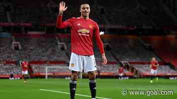 Greenwood has 'never sulked' during Man Utd bench duty as Solskjaer salutes teenager's attitude