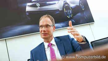 Opel: Wasserstoff-Autos gehen Ende 2021 in Serie