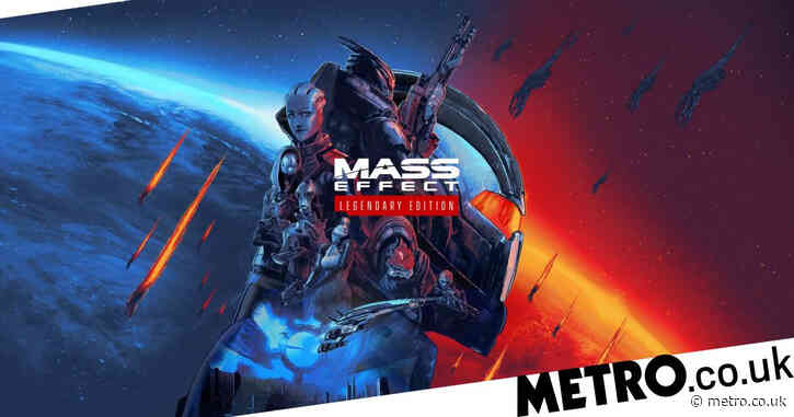 Mass Effect Legendary Edition runs at 120fps on Xbox Series X but 60fps on PS5