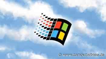 """Projekt """"Sun Valley"""": Windows-95-Icons sollen aus Windows 10 verschwinden"""