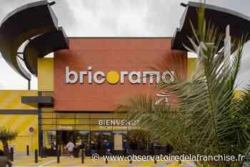 Le Bricorama d'Orgeval accueille le nouveau concept bricolage NEC - Observatoire de la Franchise