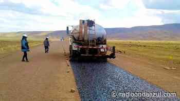Puno: Carretera Desaguadero – Kelluyo debe terminar en junio de este año - Radio Onda Azul