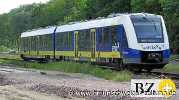 Zugverspätungen zwischen Uelzen und Braunschweig