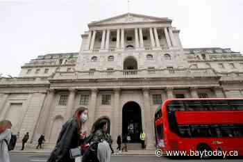 Bank of England expects best year for UK economy since 1941