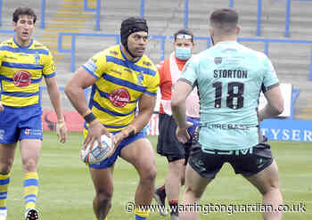 Warrington Wolves predicted line-up to face Catalans Dragons - Warrington Guardian