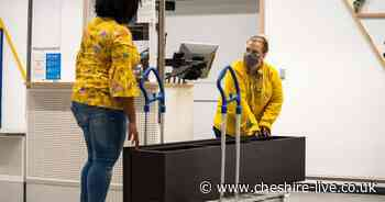 Warrington IKEA included in new furniture buy-back scheme - Cheshire Live